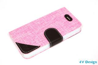 HOLLY - iPhone 5-5s - colore ROSA - 24,90€ - Spedizione Gratuita
