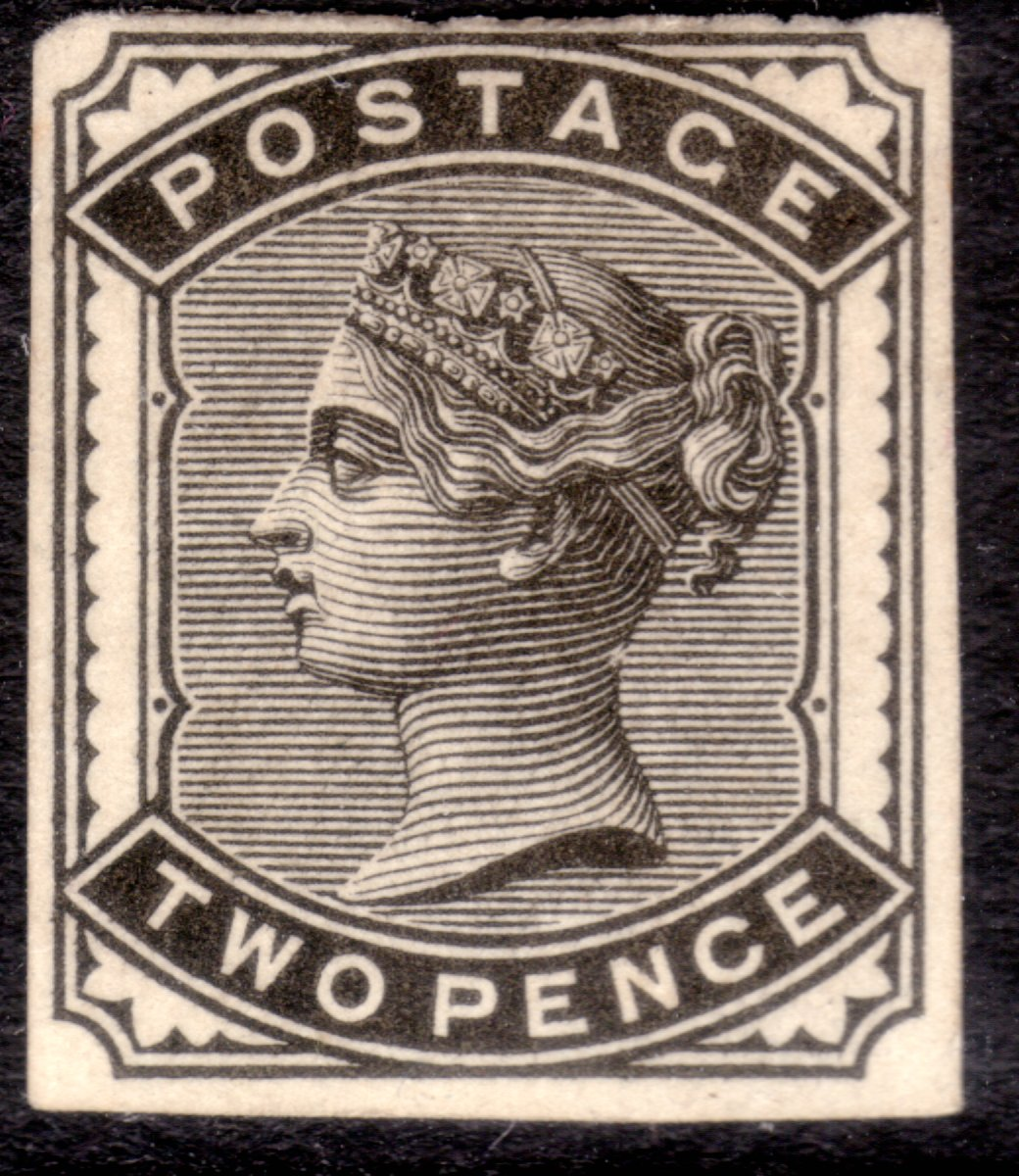 1880 2d Plate Proof