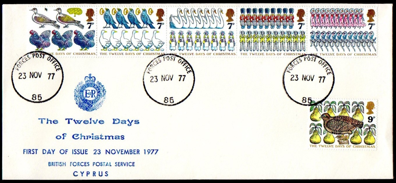 British Forces Postal Service Cyprus