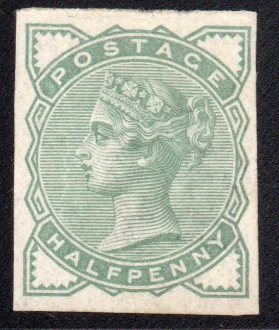 1880 Halfpenny Green Imprimatur