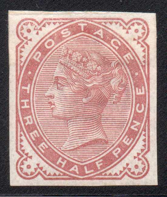 1880 1.5d Venetian Red Imprimatur