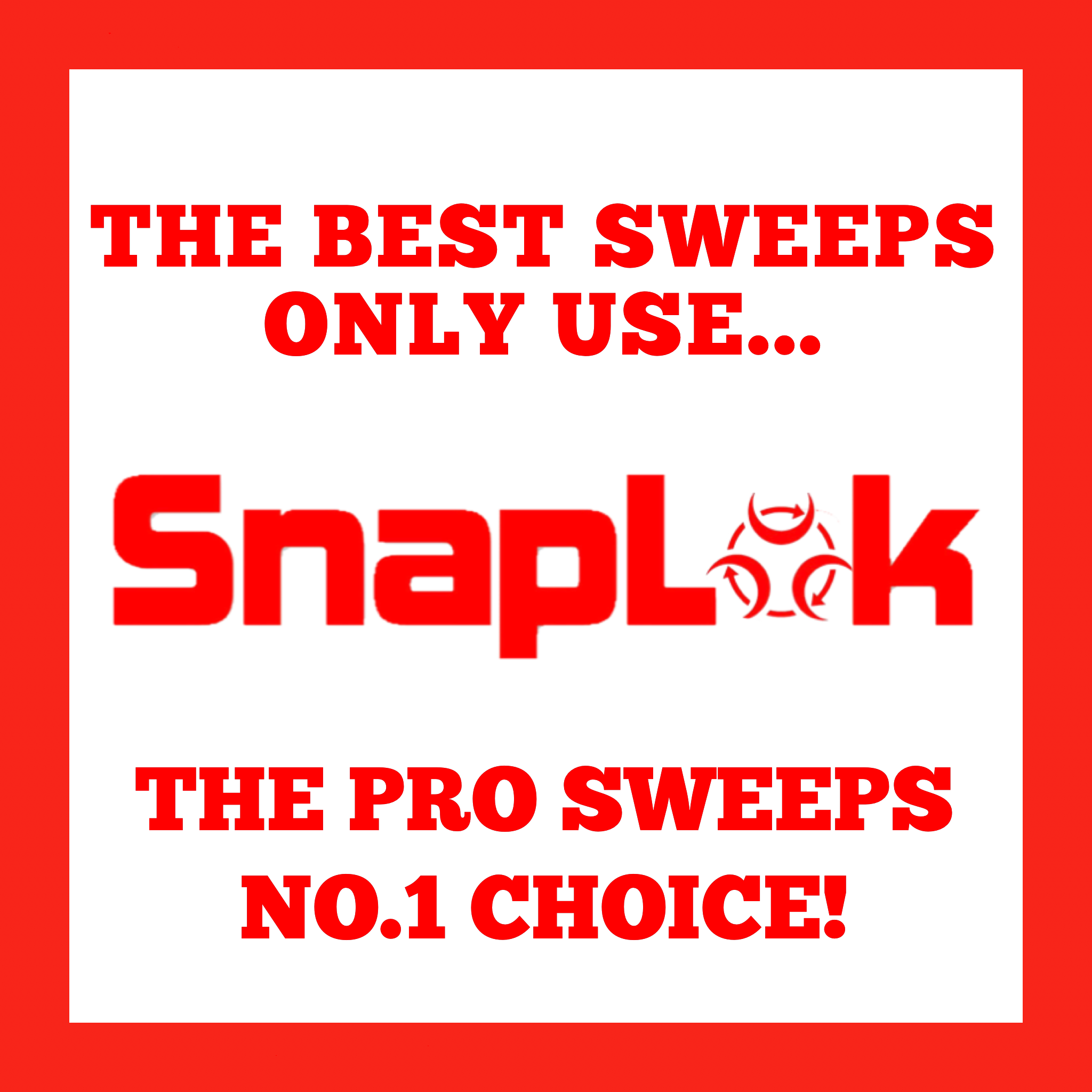 RPS - SnapLok No.1 Sticker