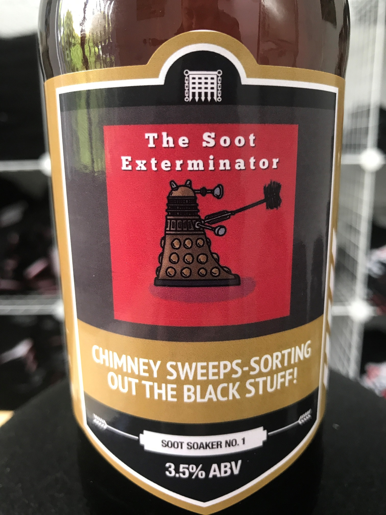 RPS Light Blonde Ale - The Soot Exterminator No.1