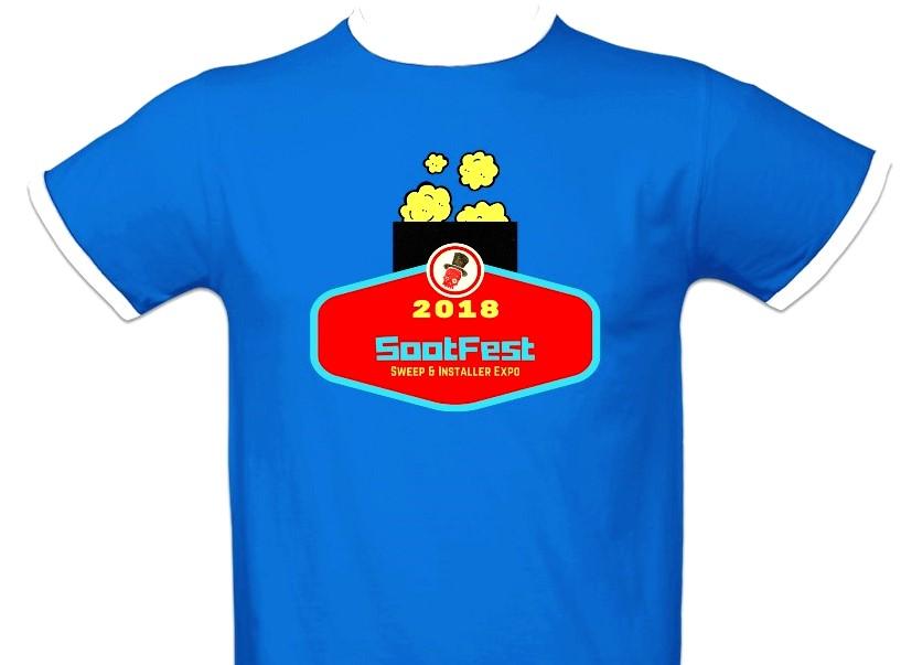 'Sooty Clobber' - SootFest T-Shirt