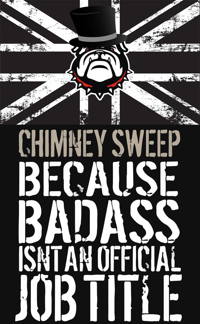 'Sooty Clobber' - Badass T-Shirt