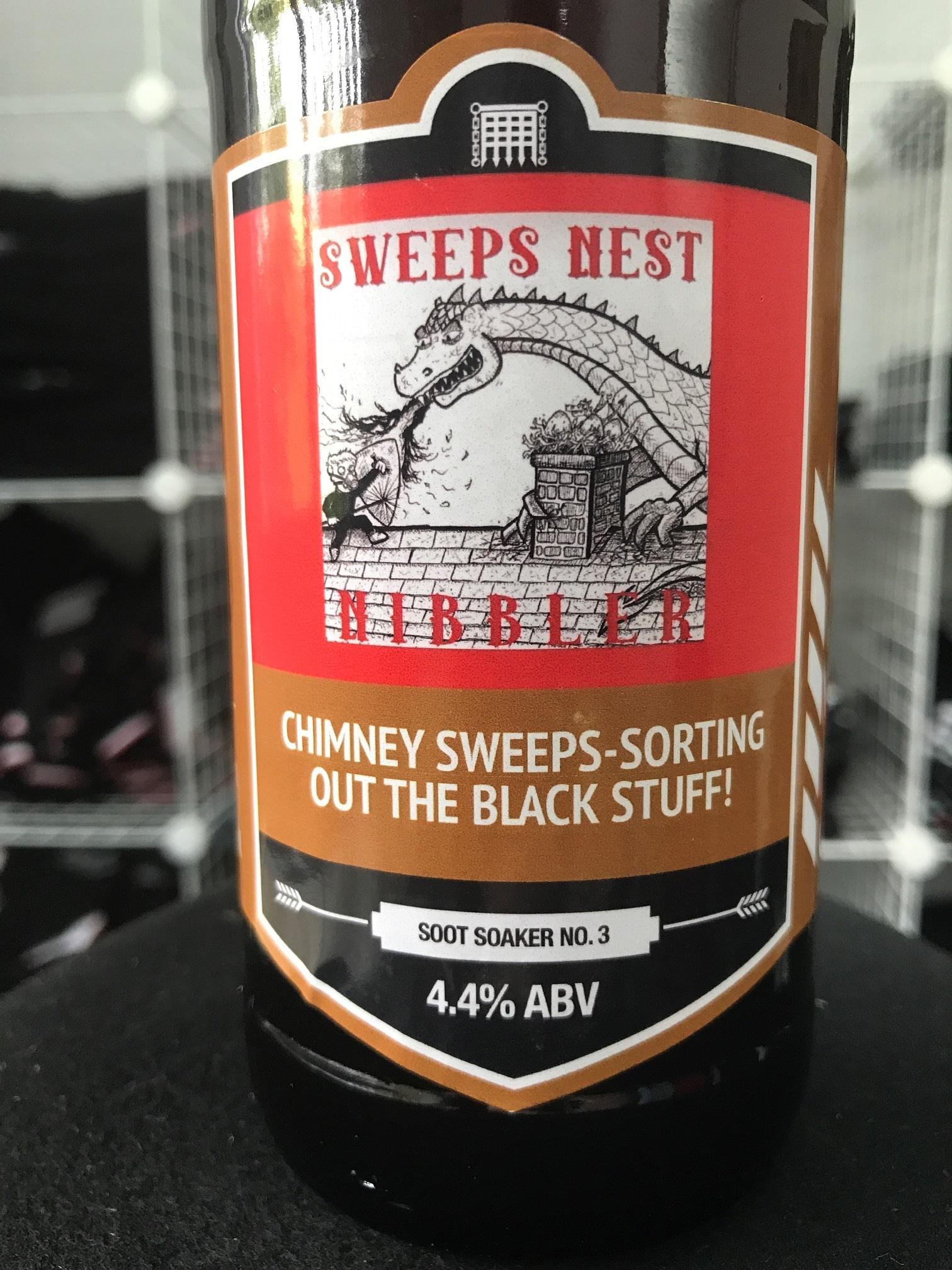 RPS Bitter - Sweeps Nest Nibbler No.3