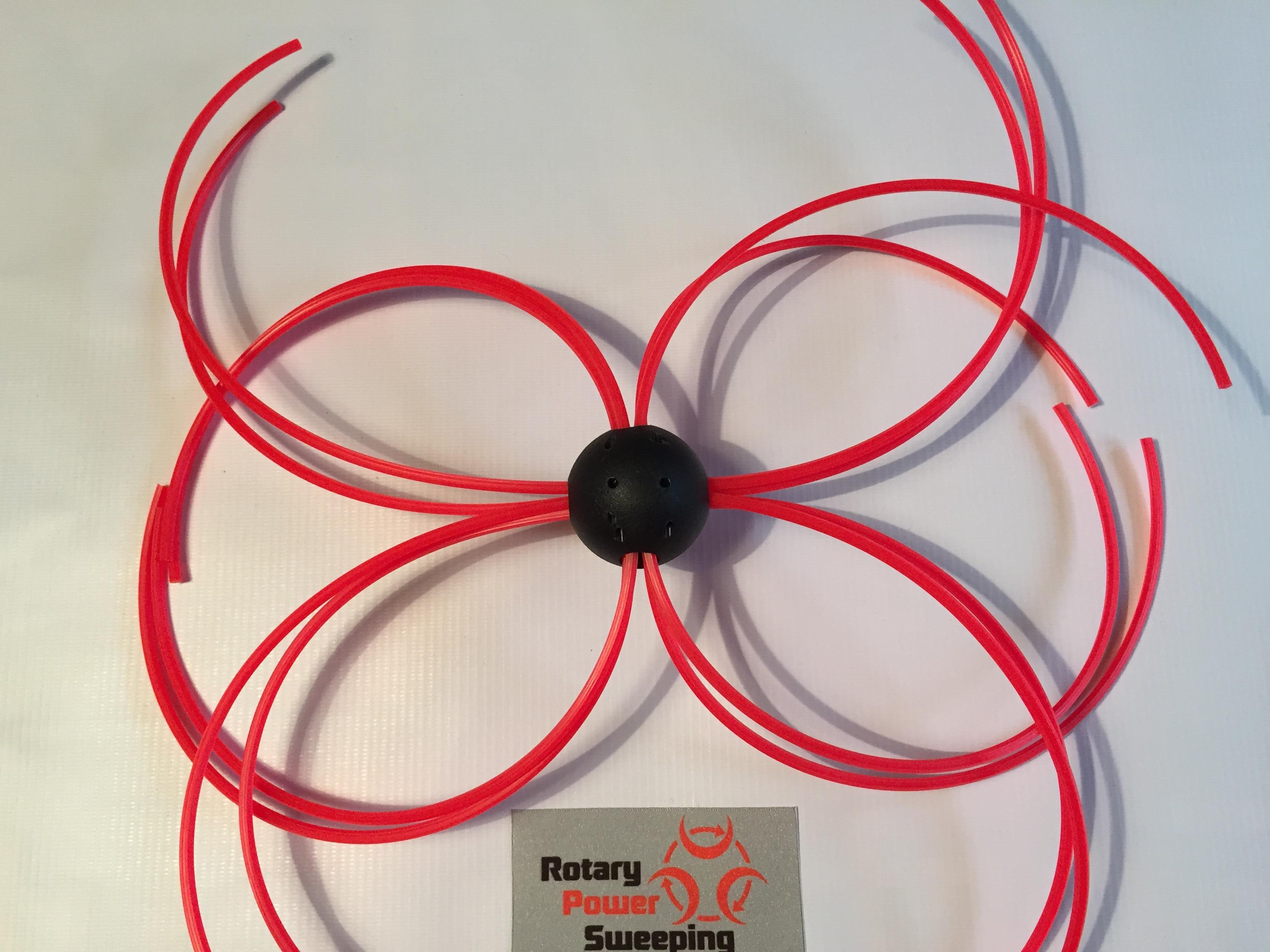 "24""/600mm SnapLok Power Whip Head - PW24"