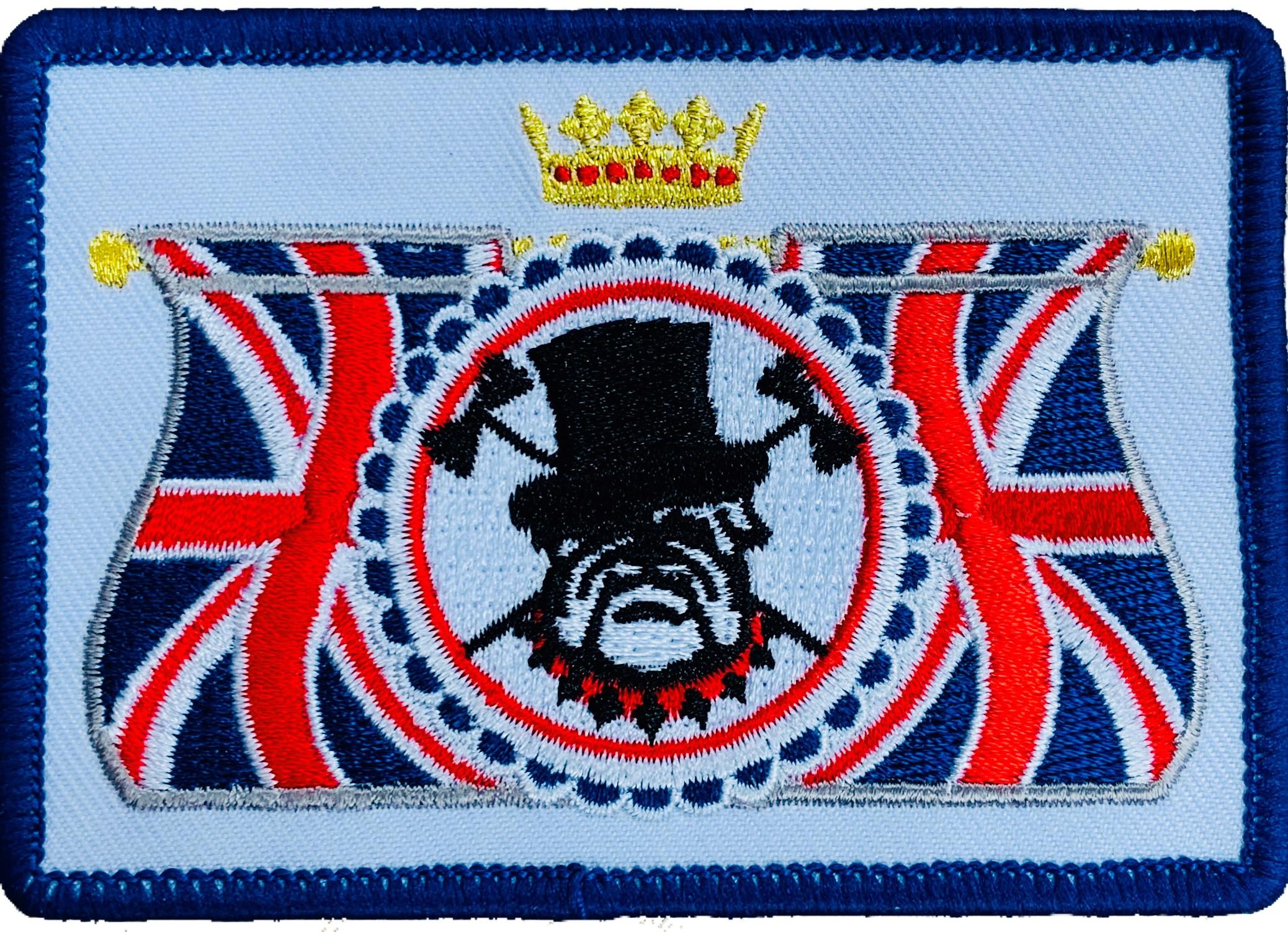 British Sweep Patch