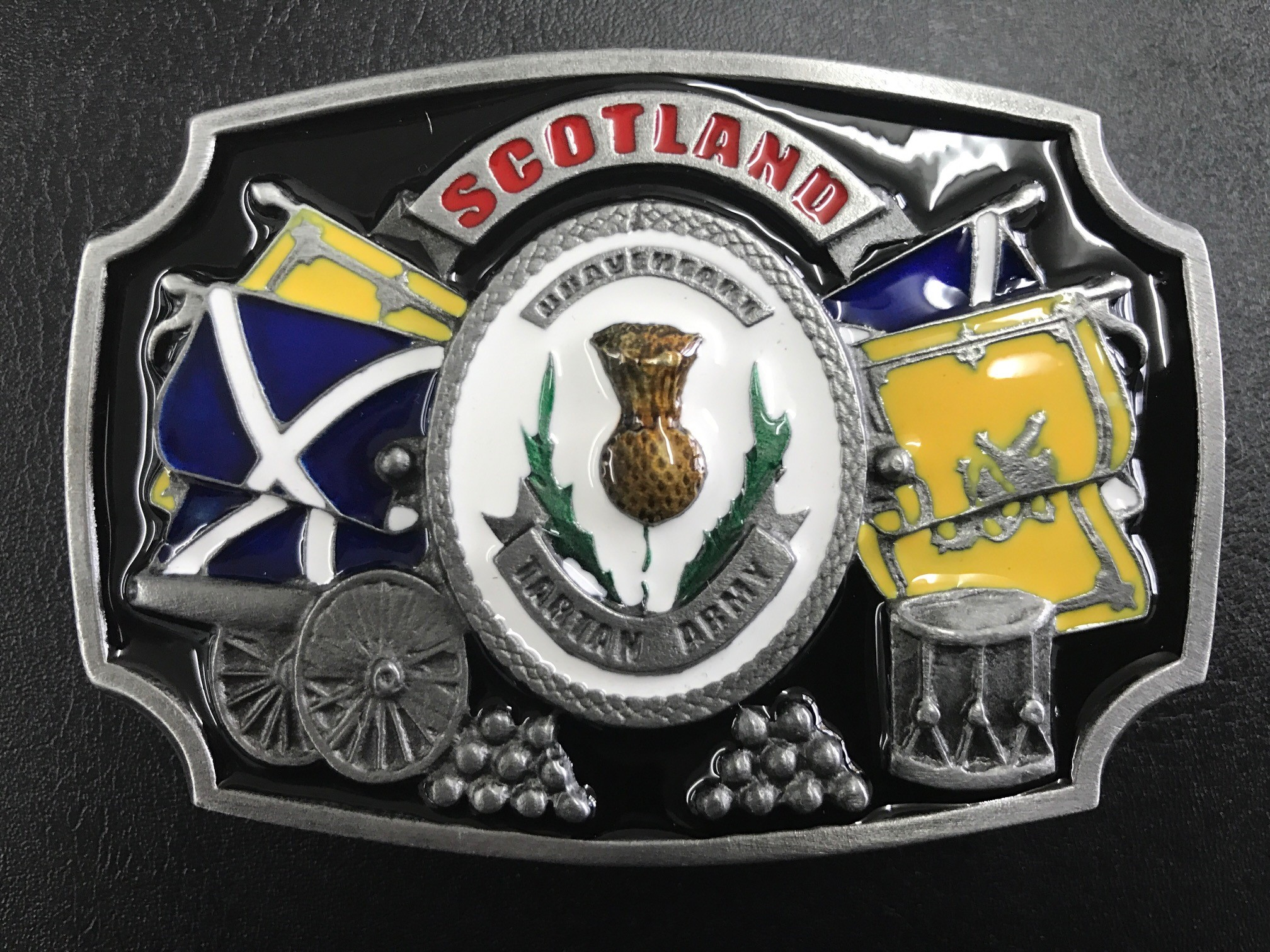 Scottish Sweep Belt