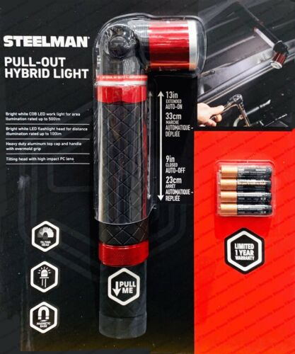 Steelman Pull-Out Hybrid Light