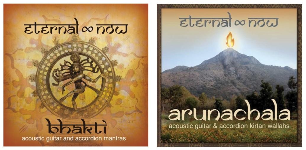 CDs 'bhakti' + 'arunachala' im Doppelpack!