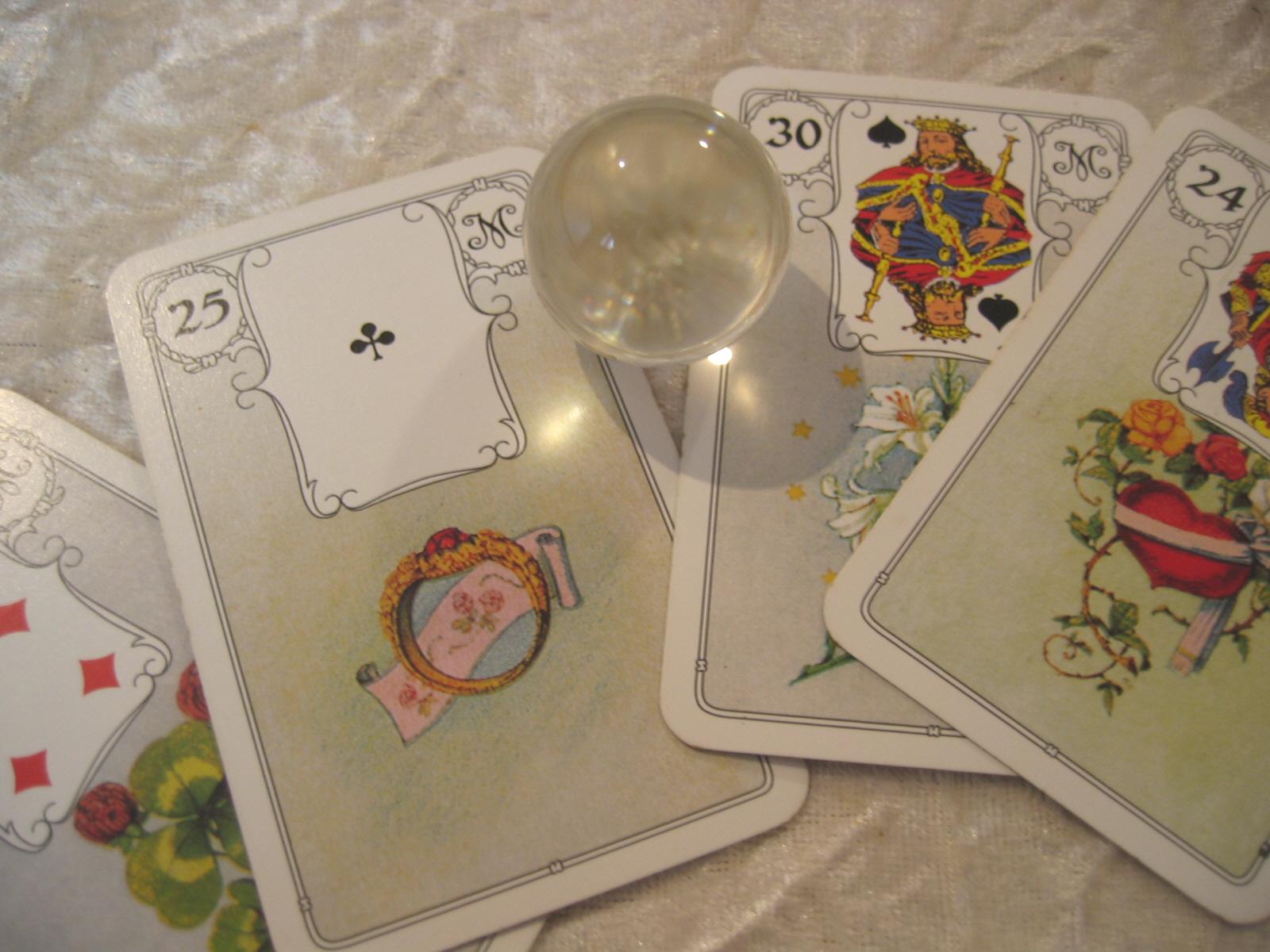 Kartenlegen mit Rike
