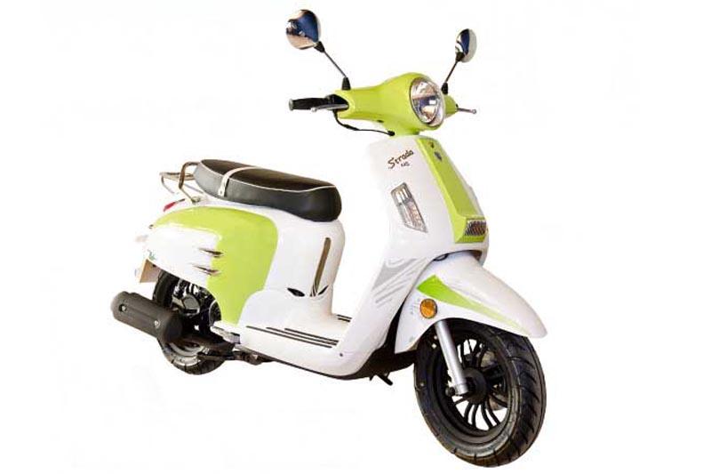 Vermietung von Motorrädern