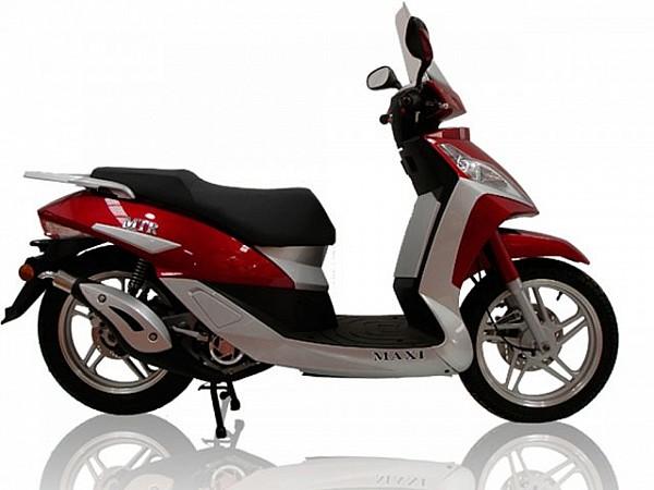 Alquiler moto.