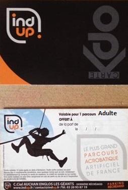Carte KDO Adulte