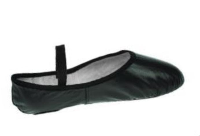 Black Ballet shoes (infant)