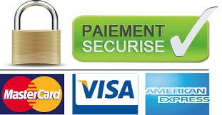 Paiements 100 % sécurisés