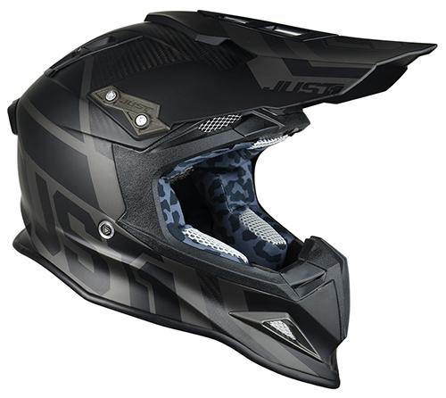 JUST1 Helmet J12 Unit Black