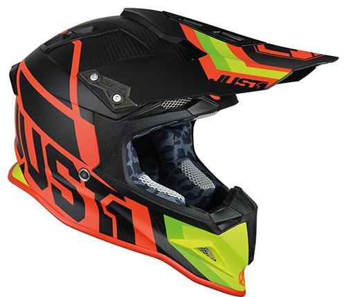 JUST1 Helmet J12 Unit Orange