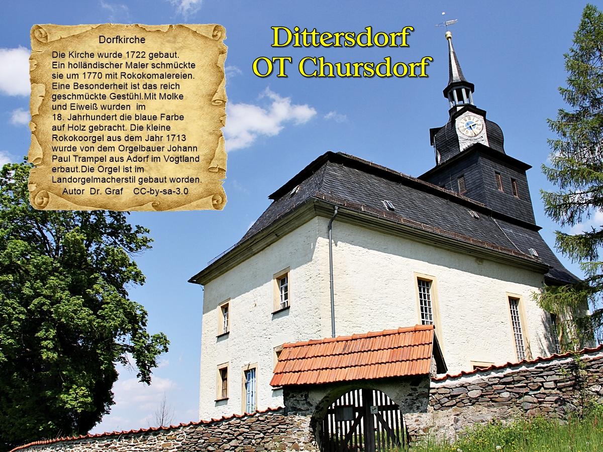 Schkölen OT Dothen Dorfkirche Thüringen 213