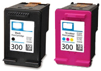 HP 300 XL Black & Colour Multipack