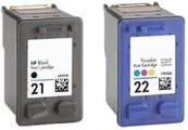 HP 21 & 22 XL Multipack