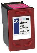 HP 58 Photo Colour