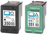 HP 350 & 351 XL Multipack