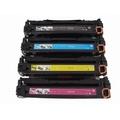 HP 128A Toner Cartridges (Set of 4)