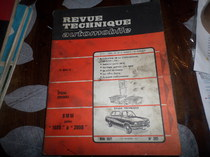 revue technique bmw e12