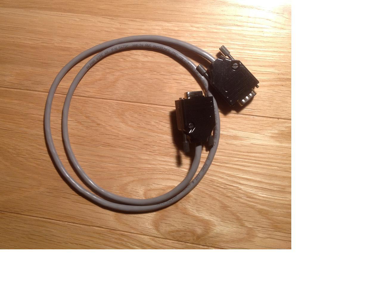 TVR Cerbera ECU cable