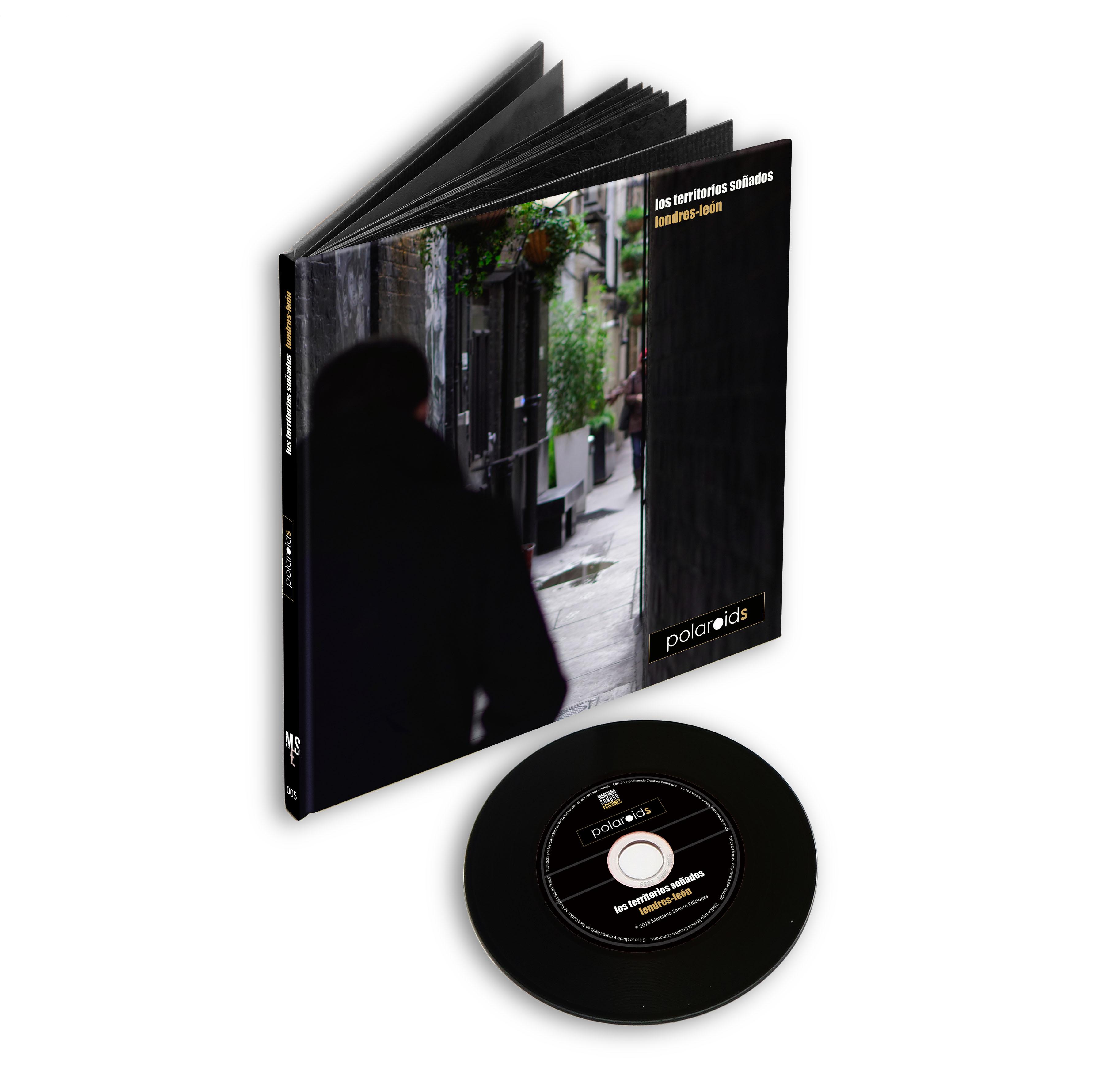 Polaroids. LIBRODISCO