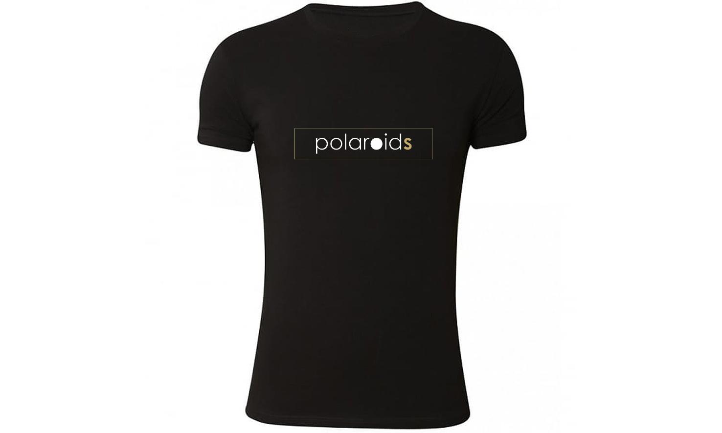 Polaroids. Camiseta Chica