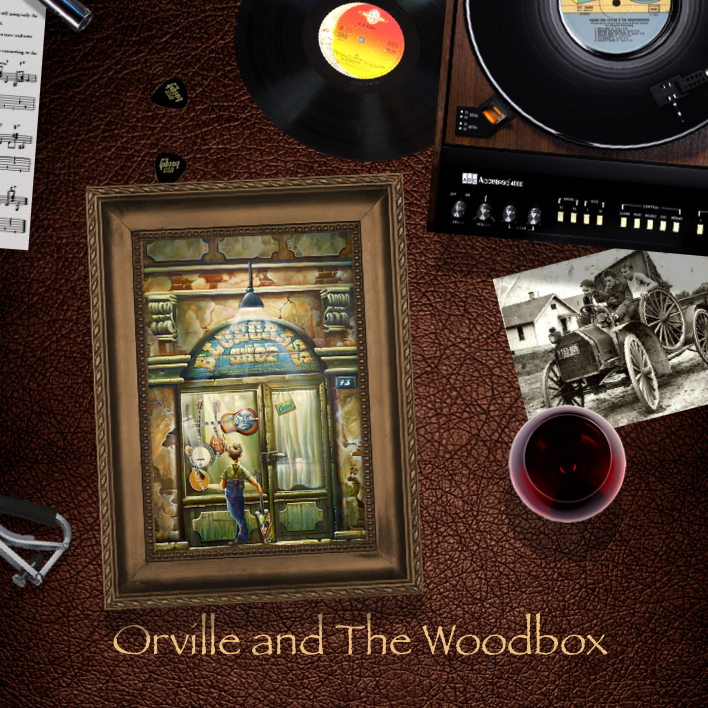 Orville and The Woodbox (2015)