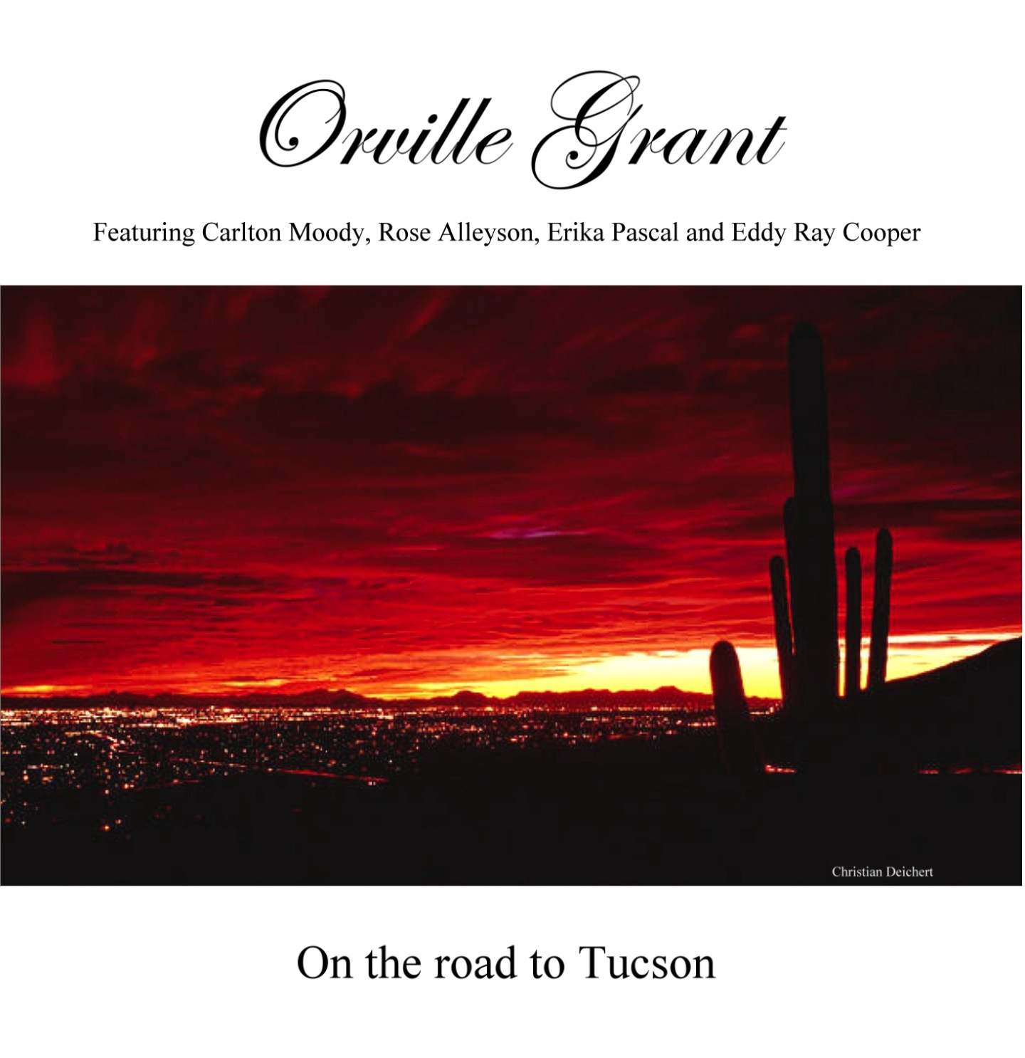 On the Road to Tucson (2008)