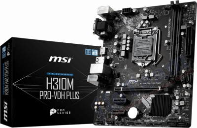 MSI H310M-PRO VDH