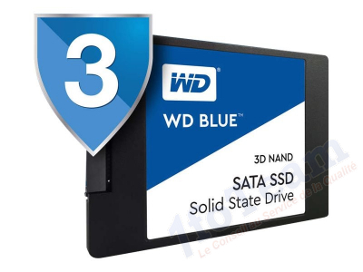 SSD 500Go WD