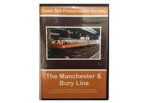 Class 504 DVD
