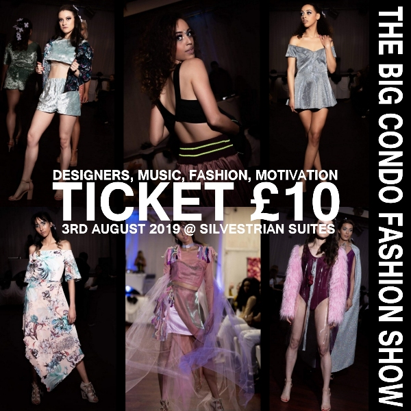 The Big Condo Fashion Show Ticket