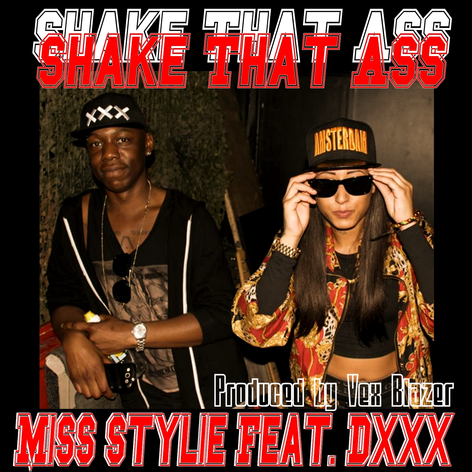 Miss Stylie Shake That Ass ft Dxxx