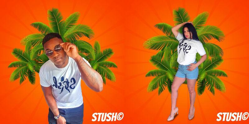 Stush T Shirt ( Adam Rose)
