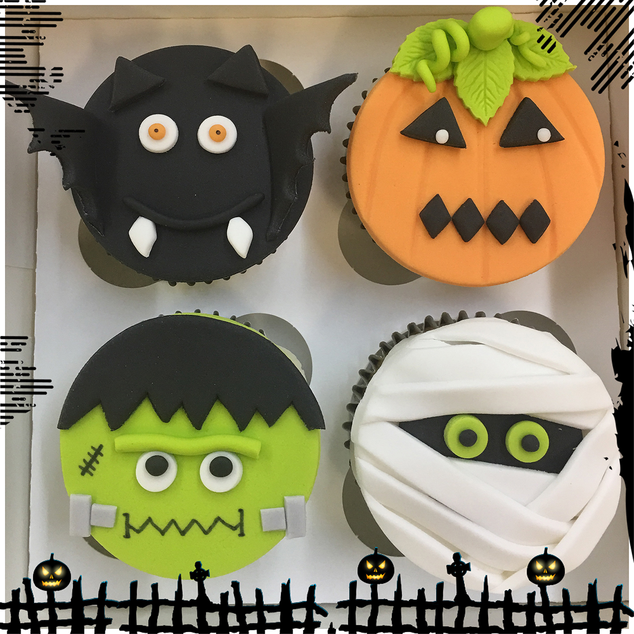 Halloween Cupcake Class - SOLD OUT