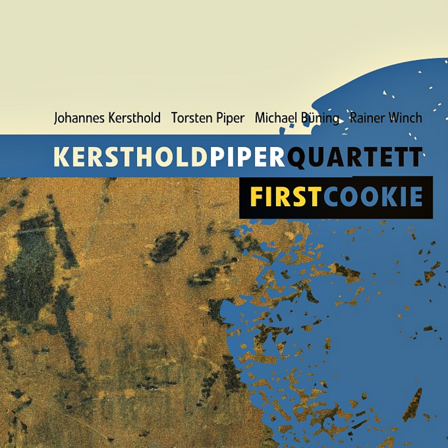 First Cookie - Kersthold Piper Quartett