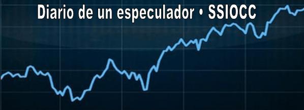Libro Diario de un especulador · SSIOCC tapa blanda