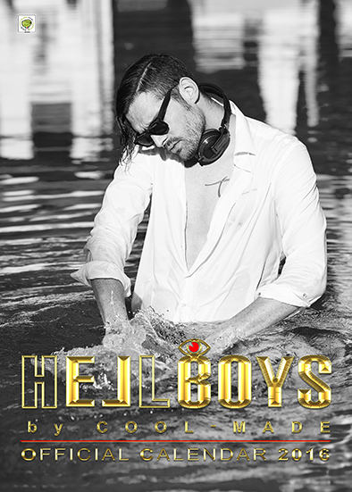 HELL BOYS Official Calendar 2016