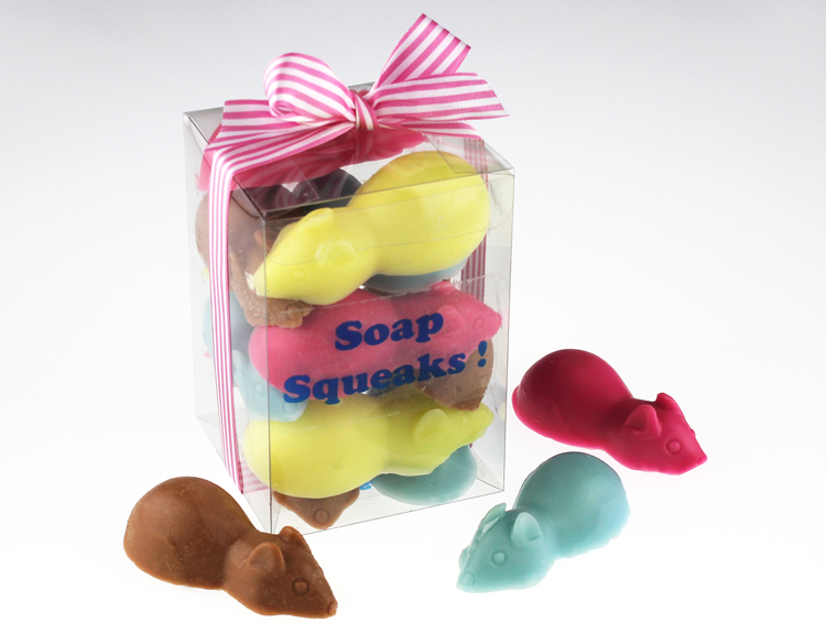 Soap Squeaks - 160g