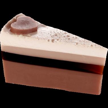 Chocolate Heaven Soap Cake