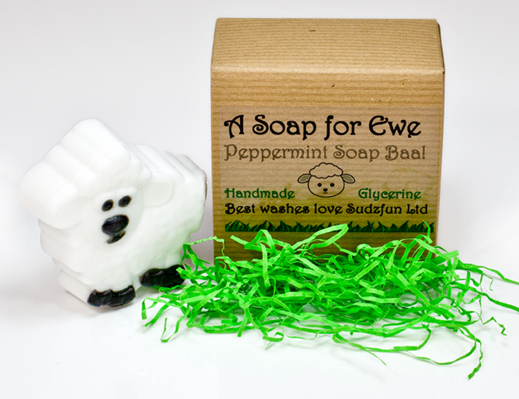 A Soap for Ewe - 140g