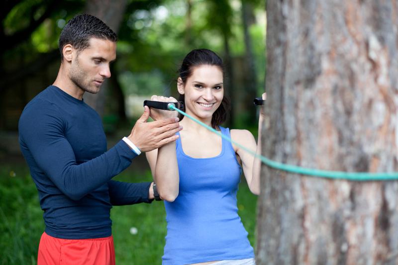 Personal Training 1 Stunde, Hausbesuche oder Outdoor