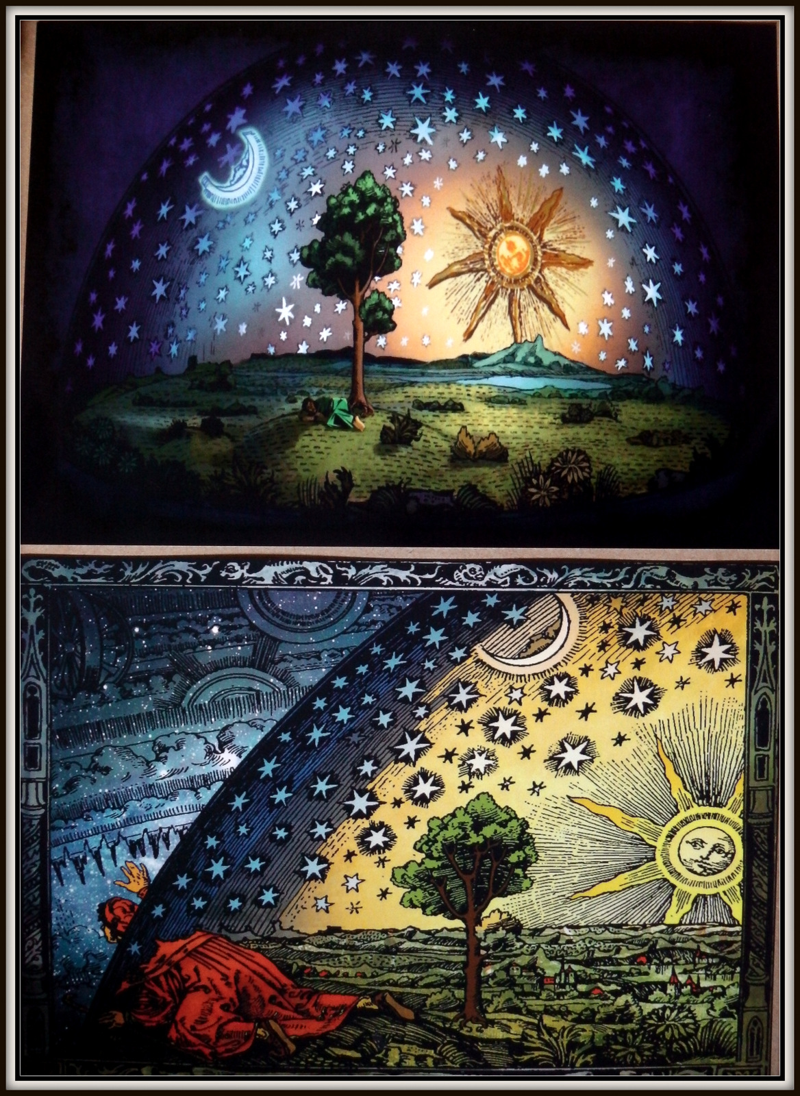 Flammarion 1888 + Dome Art Collection